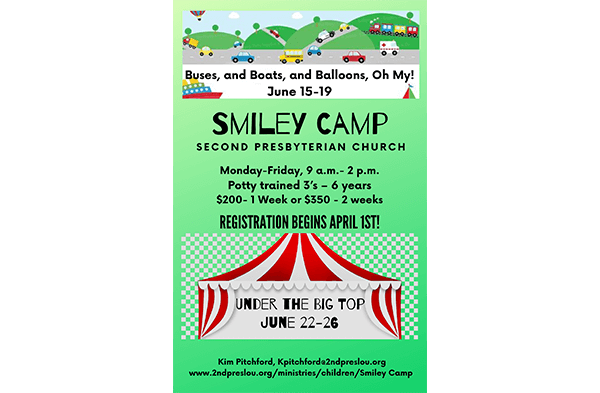 Smiley Camp